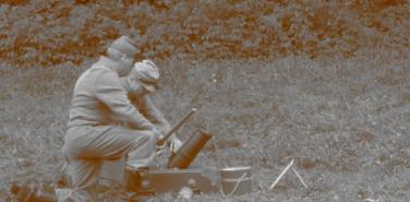 M1842 Coehorn Mortar